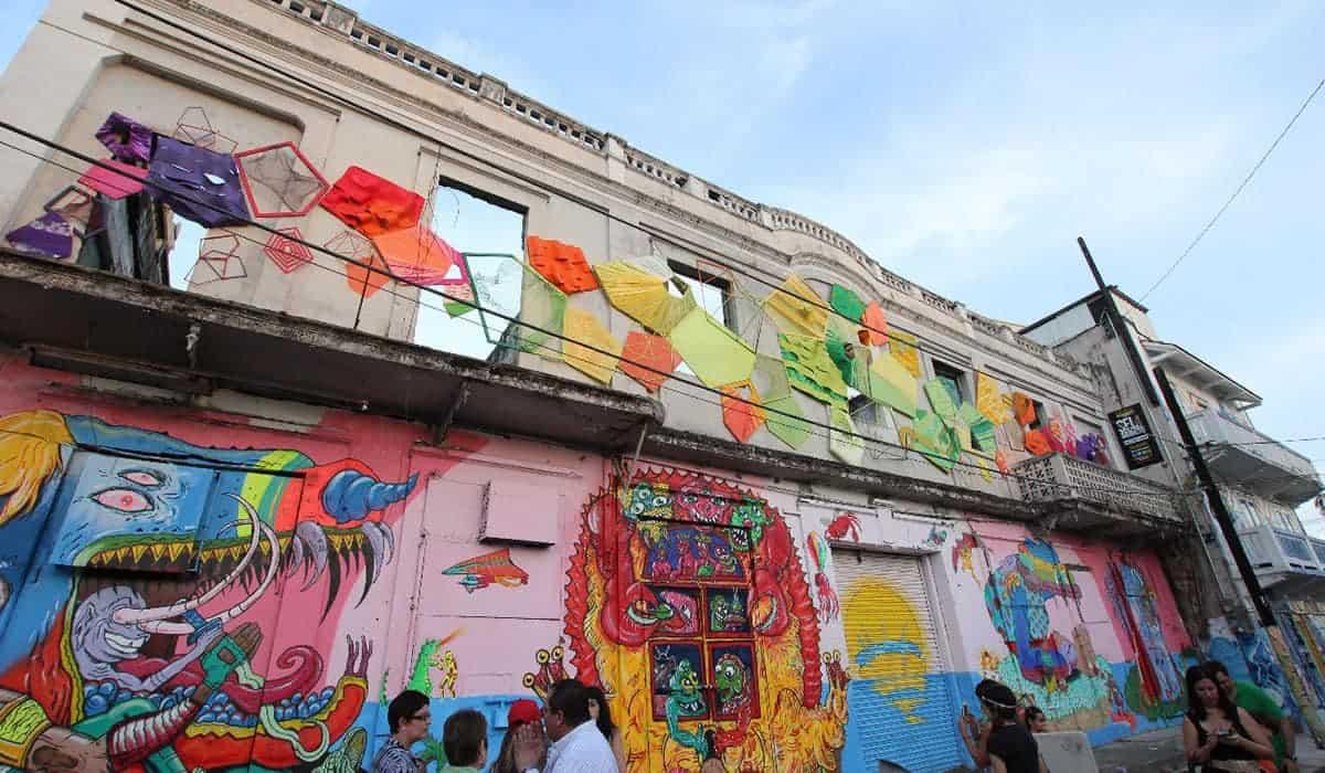 Santurce es Ley Mural Festival