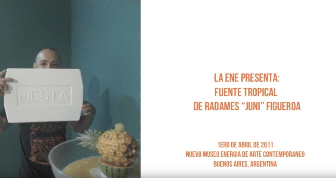 Radames Figueroa- Juni