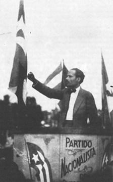 Don Pedro Albizua Campo, 1934.