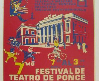 Tufino - Festival de Teatro de Ponce