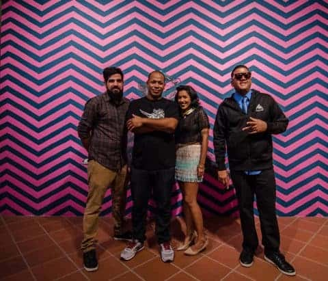 Mario E. Ramirez, Tostfilm with David Zayas, Damaris Cruz, BIK ISMO