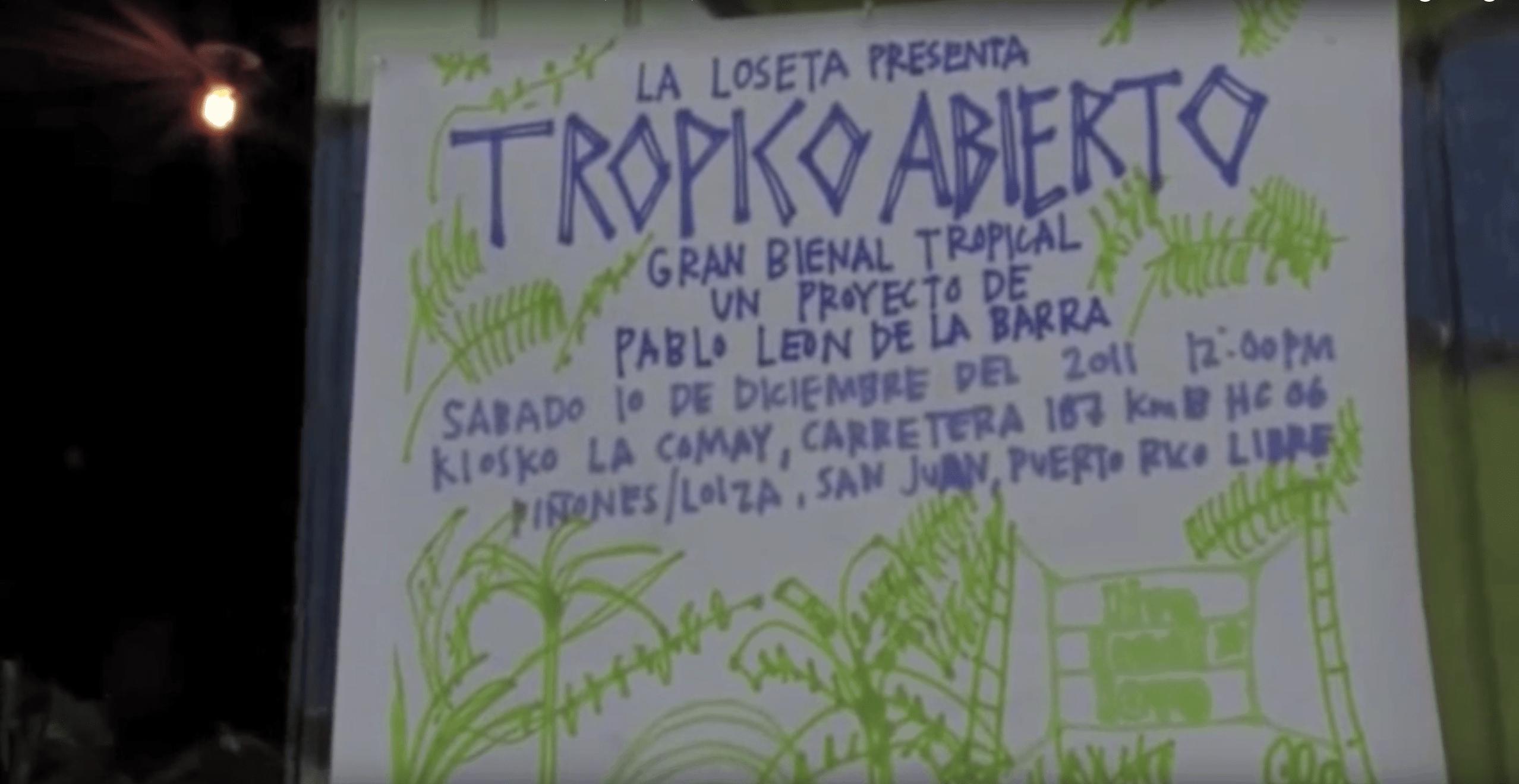 Gran Bienal Tropical
