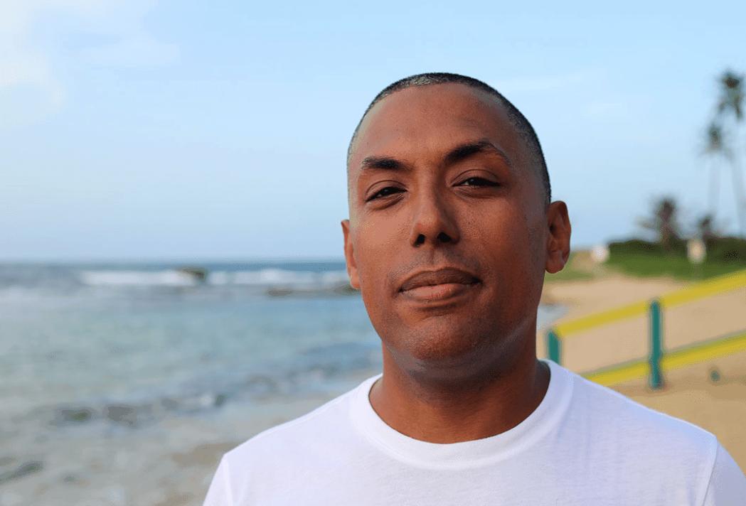 Andrés A. Ramos aka DJ. Velcro
